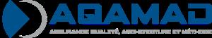 AQAMAD Logo